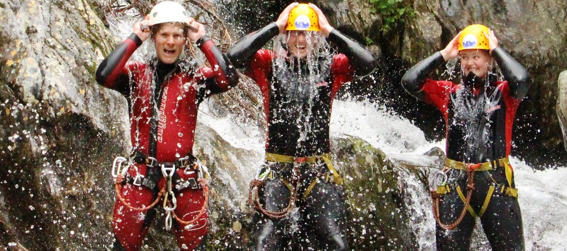 Sommer Incentives - Canyoning